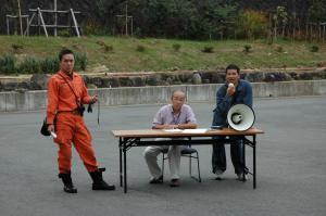 消防避難訓練①